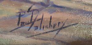 Paul Salisbury Signature